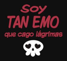 Soy tan EMO... by FreakShop404