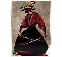 Jibaro Samurai (Comic Book) Poster