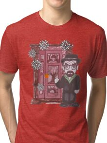 The Lion, The Witch and The One Who Knocks Tri-blend T-Shirt