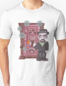The Lion, The Witch and The One Who Knocks T-Shirt