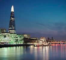 The Shard  by Dean Bedding