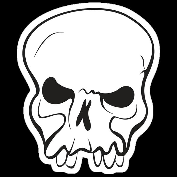 Skull by Ignasi Martin
