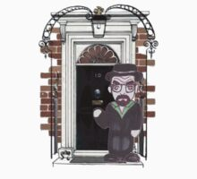 I am the One Who knocks, 10 downing street by MoonFetus