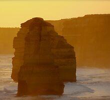 Apostles @ sunset by terway