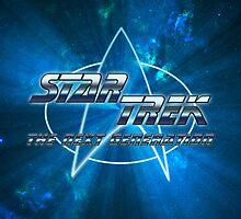 Star Trek TNG by GeigerCounter