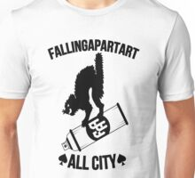 All City Bomber Cat Unisex T-Shirt
