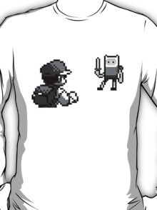Ash vs Finn T-Shirt
