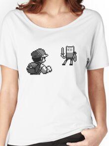 Ash vs Finn Women's Relaxed Fit T-Shirt