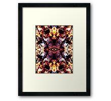 Wildfire - 4 Framed Print