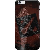 Crystal Maiden Cell Case iPhone Case/Skin