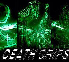 Death Grips LIVE DEATH by Rparwata