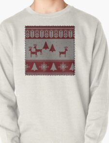 Ugly Christmas stitched sweater T-Shirt