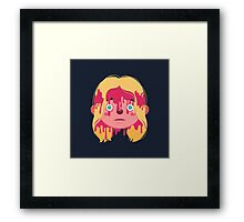 Carrie White Framed Print