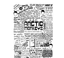 arctic monkeys collage by ItsHarri