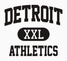 Detroit XXL Athletics by SignShop