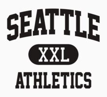 Seattle XXL Athletics by SignShop