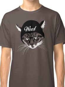 Weed Cat Classic T-Shirt