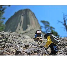 Devil's Tower Photographic Print