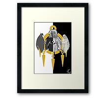Change of Heart - Bakura Framed Print