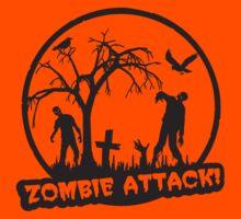 Zombie Attack! by nektarinchen