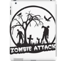 Zombie Attack! iPad Case/Skin