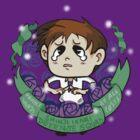 Shinji Ikari Defense Squad by deerlet