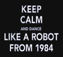 dance like a robot from 1984 by ItsHarri