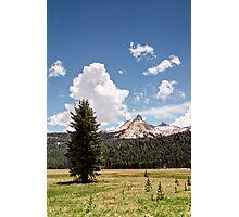 Unicorn Peak Photographic Print