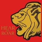 Hear me roar by arrow3