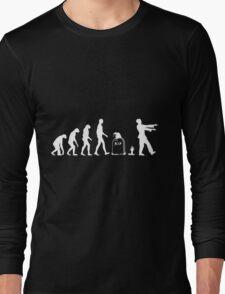 Evolution Zombie Long Sleeve T-Shirt