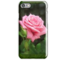 Pink Roses in Anzures 3 Blank P1F0 iPhone Case/Skin
