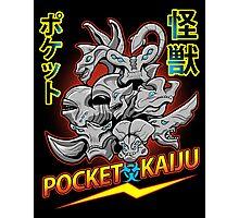 Pocket Kaijus Photographic Print