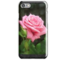 Pink Roses in Anzures 3 Blank P4F0 iPhone Case/Skin