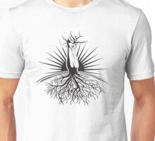 deep roots. Unisex T-Shirt