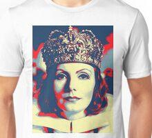 Greta Garbo in Queen Christina Unisex T-Shirt