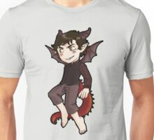 Smaug, you're smiles looks suspicious! Unisex T-Shirt