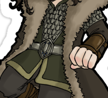 Thorin, the bravest Dwarf! Sticker