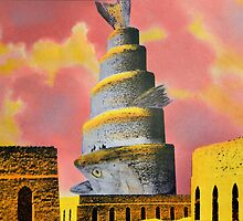 The Tower of Salm-Arra by Bill Blair