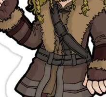 Fili, did you take care of your brother? Sticker