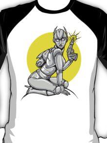 Robot Pinup T-Shirt