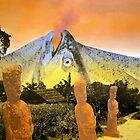 Kraka-Coho, East of Java by Bill Blair