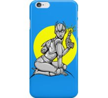 Robot Pinup iPhone Case/Skin