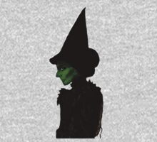 Elphaba Thropp. by Mayugebeam