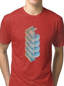 Circulation Tri-blend T-Shirt