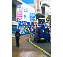 Rush hour! Photographic Print
