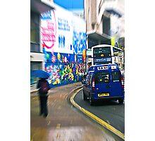 Rush hour! Photographic Print