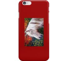 Blondie in the Fall iPhone Case/Skin