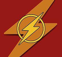 New 52 Kid Flash by John Carino