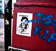 Bristol street art by TimConstable