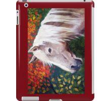 Blondie in the Fall iPad Case/Skin